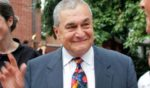 Chinese tech giant Huawei has hired Democratic Party lobbyist Tony Podesta, pictured, to curry favor with the Biden administration.