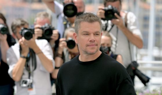 Hollywood actor Matt Damon is targeted by cameras last week at the Cannes Film Festival in France.