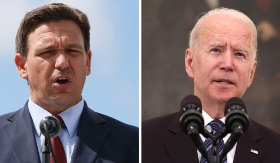 When Florida Gov. Ron DeSantis took to Twitter on Sunday to comment on the political unrest in Cuba, he showed exactly kind of leadership Americans need in the White House -- and the kind they're not getting from President Joe Biden.