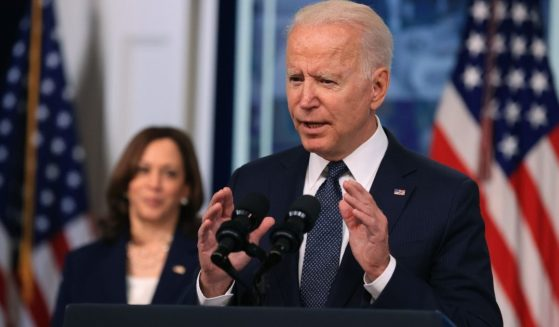 President Joe Biden, pictured at a July 15 White House news conference.