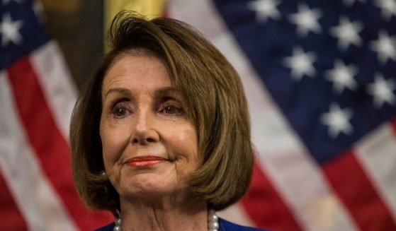 House Speaker Nancy Pelosi looks on during a news conference on Capitol Hill on Oct. 16, 2019, in Washington, D.C.