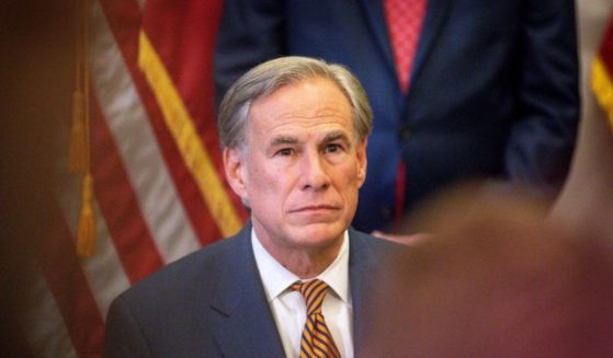 Texas Gov. Greg Abbott attends a news conference at the state Capitol on June 8, in Austin, Texas.