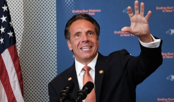 Democratic New York Gov. Andrew Cuomo declares a state of emergency due to the ongoing violence on July 6, 2021, in New York City.