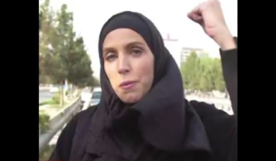 CNN correspondent Clarissa Ward said Taliban fighters attempted to attack her crew after they saw a producer filming with his phone in Kabul.