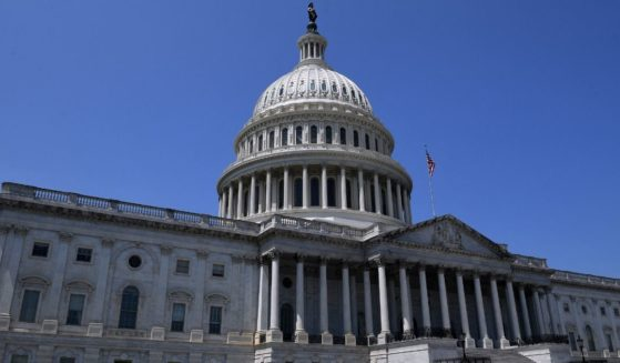 The U.S. Capitol is seen in Washington, D.C., on Aug. 11, 2021.