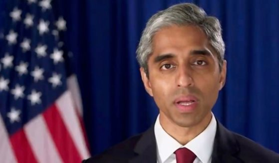 Dr. Vivek Murthy, who served as surgeon general under the Obama administration and is filling the same role for President Joe Biden, is pictured during the Democratic National Convention in August 2020.