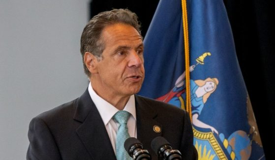 New York Gov. Andrew Cuomo, pictured at a June news conference.