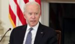 President Joe Biden, pictured at a White House meeting on Friday.