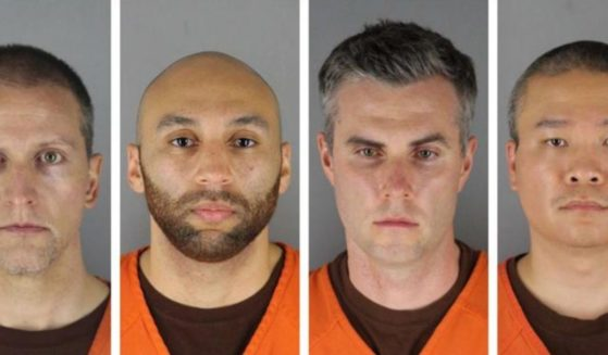 Former Minneapolis police officers Derek Chauvin, J. Alexander Kueng, Thomas Lane and Tou Thao are seen in this mugshot photo taken by the Hennepin County Sheriff's Office on June, 3, 2020.