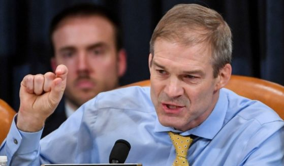 Rep. Jim Jordan makes remarks during a House Judiciary Committee markup of Articles of Impeachment against then-President Donald Trump at the Longworth House Office Building on Dec. 12, 2019, in Washington, D.C.