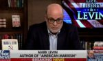 """Conservative commentator Mark Levin appears on Fox News' """"Hannity"""" on Wednesday."""