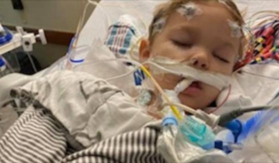 Logan Caldwell, a toddler who has severe allergies, after a recent exposure to one of his allergens went into cardiac arrest.