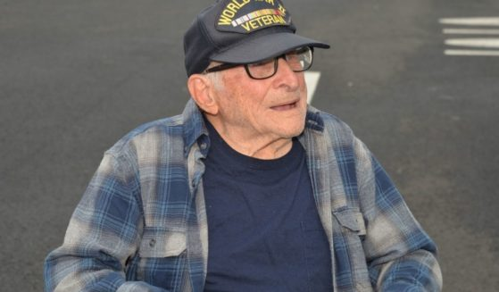 Benny Ficeto's 100th birthday was recently celebrated by his former employer, who threw him a party and installed a veterans-only parking spot in his honor.