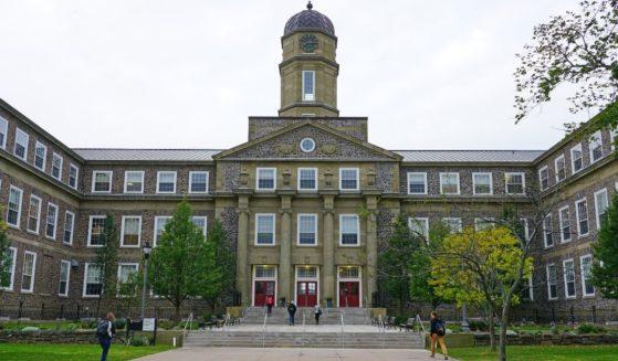 Dalhousie University in Halifax, Nova Scotia, is seen Oct. 7, 2019.