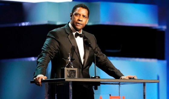 Denzel Washington speaks onstage at the 47th AFI Life Achievement Award honoring Denzel Washington at Dolby Theatre on June 6, 2019, in Hollywood, California.