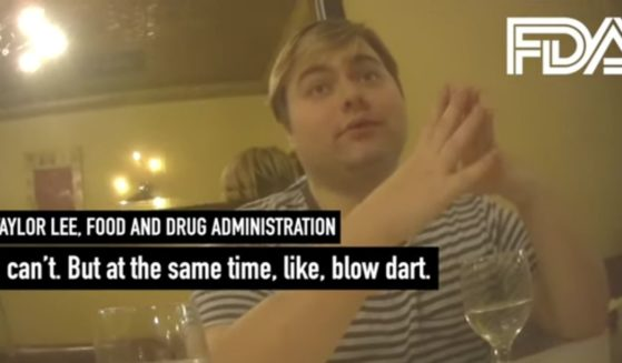 Food and Drug Administration employee Taylor Lee was caught on tape by Project Veritas discussing the COVID-19 vaccine.