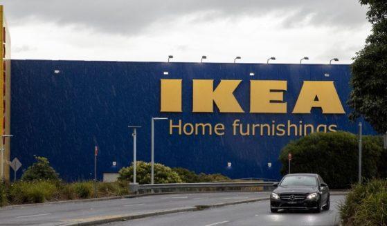 A general view of IKEA in Tempe on July 10, 2021 in Sydney, Australia.