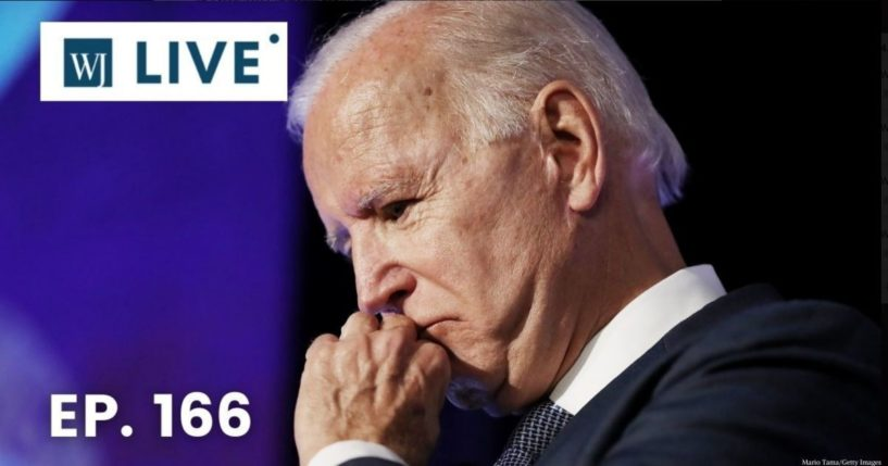 """On Thursday, President Joe Biden issued a vaccine mandate for all federal employers with over 100 workers. The hosts of """"WJ Live"""" discuss the president's actions this week."""