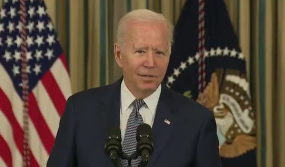 President Joe Biden speaks about the Department of Labor's August jobs report at the White House on Friday.