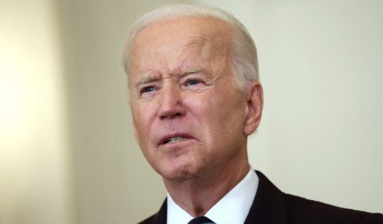 President Joe Biden speaks about his new plan to fight the coronavirus pandemic in the State Dining Room of the White House in Washington on Thursday.