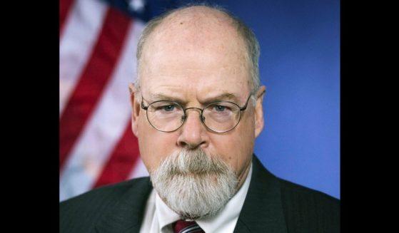 This 2018 portrait shows U.S. Attorney John Durham.