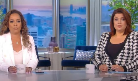 """""""The View"""" co-hosts Ana Navarro and Sunny Hostin are told they must leave the set Friday."""