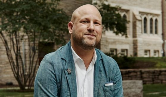 Greg Epstein, an atheist, has been elected as the new chief chaplain at Harvard.