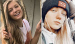 """Photos provided by FBI show missing person Gabrielle """"Gabby"""" Petito. Petito, 22, who vanished while on a cross-country trip in a converted camper van with her boyfriend."""