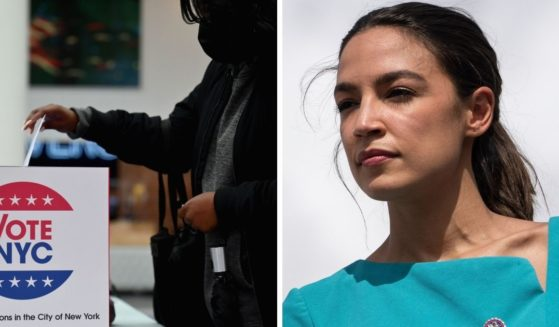 New York voters will have the chance to support a new conservative contender who has emerged to challenge ultra-liberal Democrat Rep. Alexandria Ocasio-Cortez.