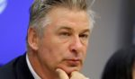 Actor Alec Baldwin is at a the United Nations headquarters attending a news conference on Sept. 15, 2015.