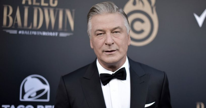Alec Baldwin attends the Comedy Central Roast of Alec Baldwin at the Saban Theatre on Sept. 7, 2019, in Beverly Hills, California.