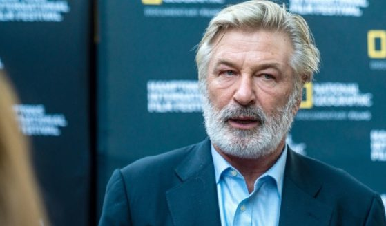 Alec Baldwin attends the World Premiere of National Geographic Documentary Films' 'The First Wave' at the Hamptons International Film Festival on Oct. 7, 2021 in East Hampton, New York.