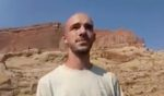 On Aug. 12, Brian Laundrie spoke to Moab police officers in Arches Nation Park, Wyoming, after being pulled over with his girlfriend, Gabby Petito.