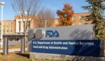 The headquarters of Food and Drug Administration are seen in Silver Spring, Maryland.