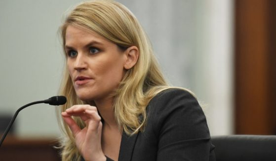 Facebook whistleblower Frances Haugen appears before the Senate Commerce, Science, and Transportation Subcommittee on Tuesday in Washington, D.C.