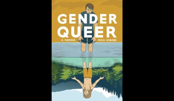 """The book """"Gender Queer: A Memoir"""" by Maia Kobabe has won a children's literature award despite containing pornographic images."""