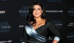"""Gina Carano arrives for the World Premiere of """"Star Wars: The Rise of Skywalker"""", the highly anticipated conclusion of the Skywalker saga on Dec. 16, 2019, in Hollywood, California."""