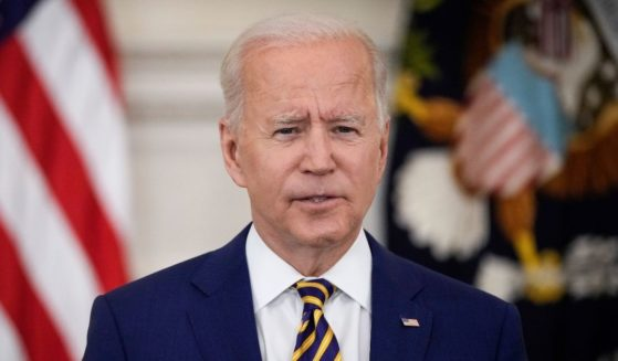 President Joe Biden speaks about the nation's COVID-19 response and the vaccination program at the White House on June 18, 2021, in Washington, D.C.