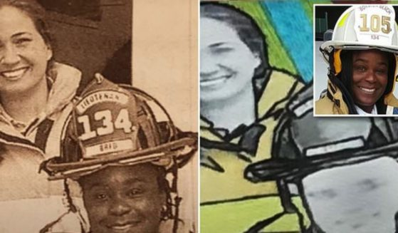 Former firefighter Latosha Clemons is suing the city of Boynton Beach, Florida, after a city mural depicted her with a lighter skin tone.