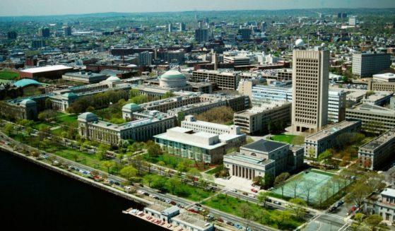 The campus of Massachusetts Institute of Technology is seen in Cambridge, Massachusetts.