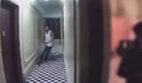 A man followed a 50-year-old woman into her building and to her front door in the Bronx on Sept. 23.