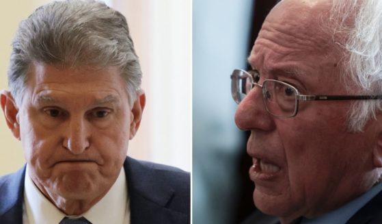 West Virginia Democratic Sen. Joe Manchin continues to resist pressure to help approve the Biden administration's massive $3.5 million spending plan, despite an unusual tactic employed by Sen. Bernie Sanders.