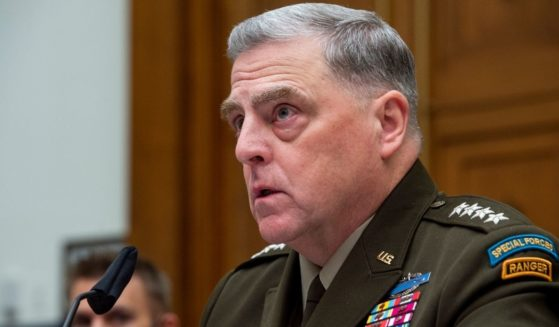 Chairman of the Joint Chiefs of Staff Gen. Mark A. Milley testifies during a House Armed Services Committee hearing in the Rayburn House Office Building at the U.S. Capitol on Wednesday in Washington, D.C.