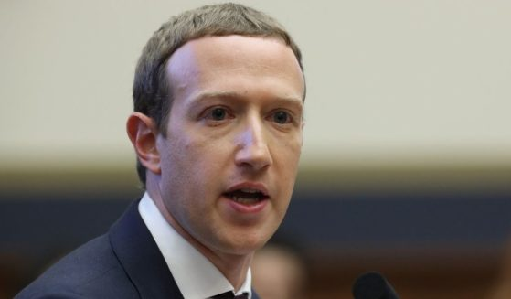 Facebook co-founder and CEO Mark Zuckerberg testifies before the House Financial Services Committee on Capitol Hill on Oct. 23, 2019, in Washington, D.C.