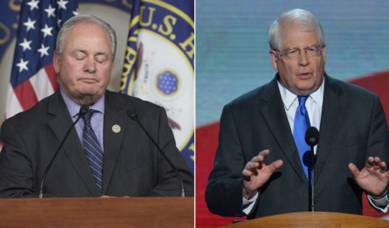Democratic Reps. Mike Doyle of Pennsylvania, left, and David Price of North Carolina, right, have announced their retirement.