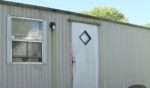 A modest mobile home in Nashville, Tennessee, is pictured after it sold for $1.5 million.