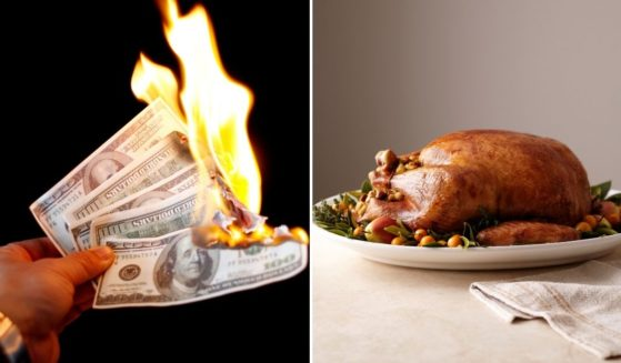 The cost of this year's Thanksgiving dinner, like so many other consumer goods, is projected to be the highest ever for 2021.