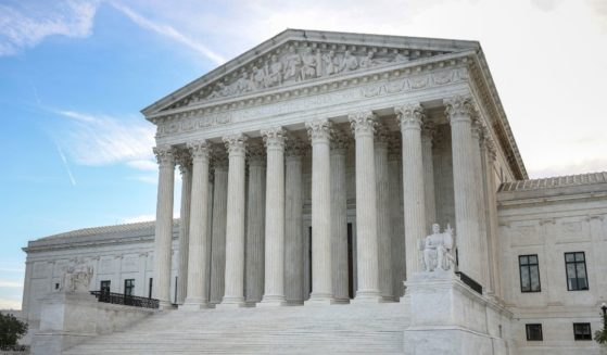 The U.S. Supreme Court is seen on Tuesday in Washington, D.C.