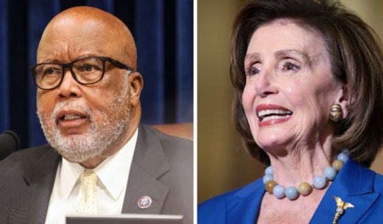 Mississippi Democratic Rep. Bennie Thompson, appointed by Nancy Pelosi as chariman of the House Select Committee Investigating the Jan. 6 Attack, told CNN he would not rule out subpoenaing former President Donald Trump to testify.