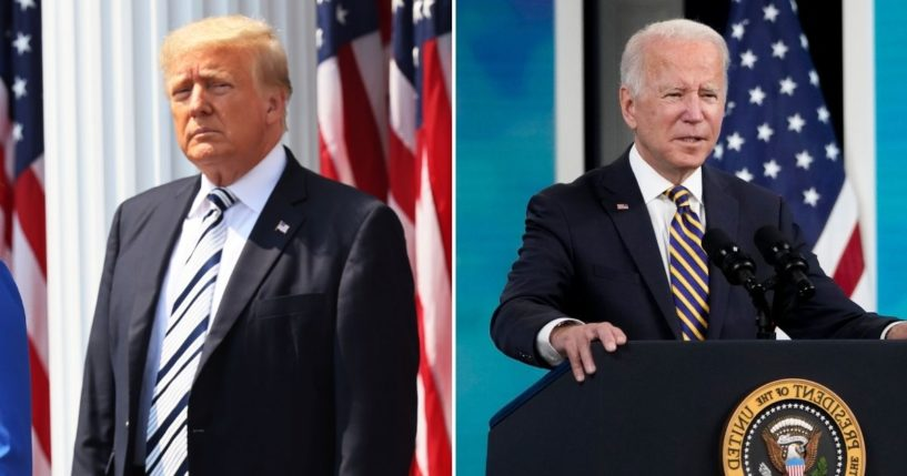 After over a year in which the coronavirus pandemic has claimed the lives of thousands, statistics show more Americans died under President Joe Biden's watch than they did under former President Donald Trump.